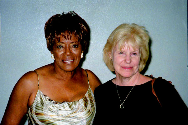 Betty Harris (soul singer) and Pam, Hartford, CT, 2005
