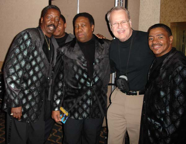 Persuaders (soul group) and Charlie at SoulTrip USA (NJ),  2006
