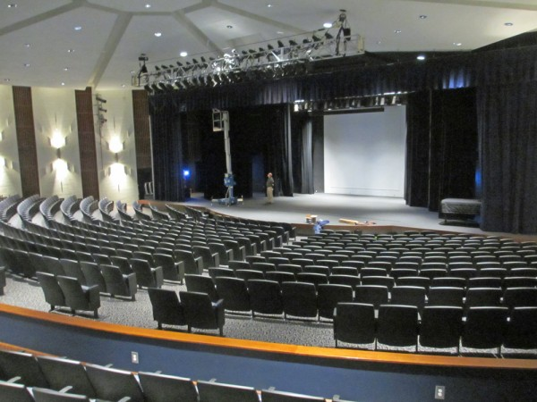 Pollak Theatre, Monmouth University
