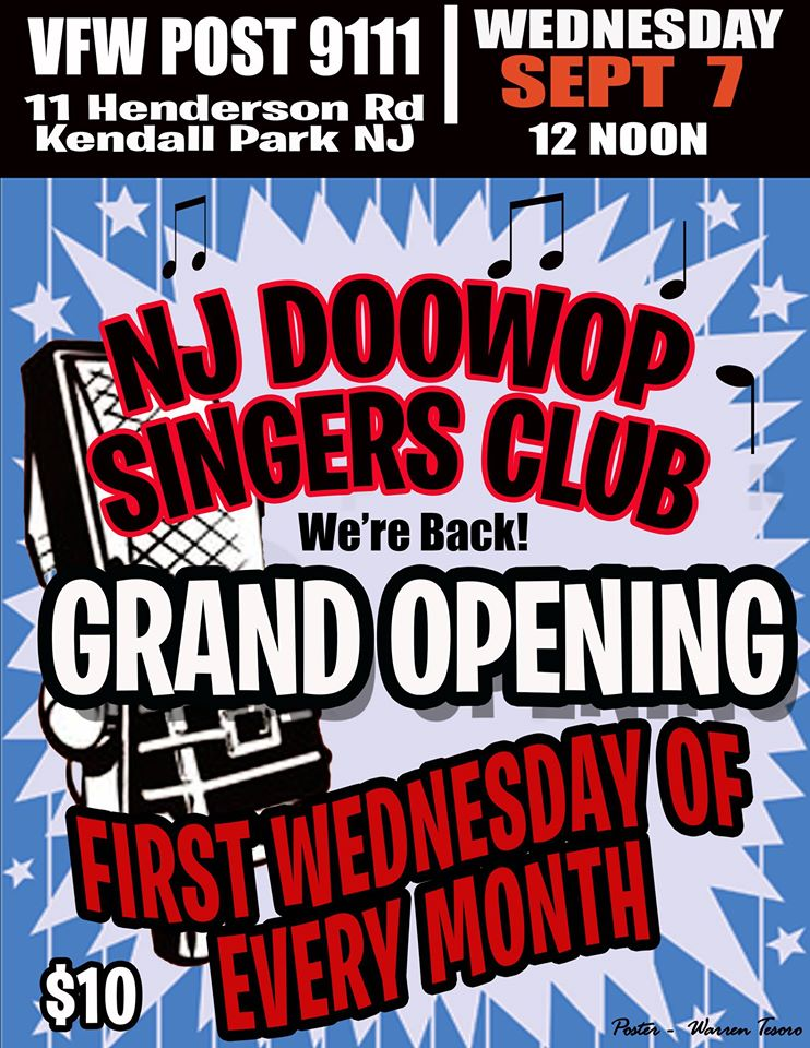 NJ DW Singers Club