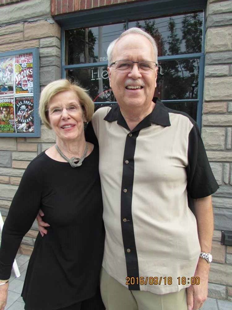 Pam & Charlie Horner (Photo by Marina DiNatale
