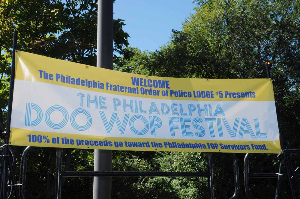 2016 Philly Doo Wop Festival at F.O.P. Lodge #5.  Photo by Candyce Holmstrup