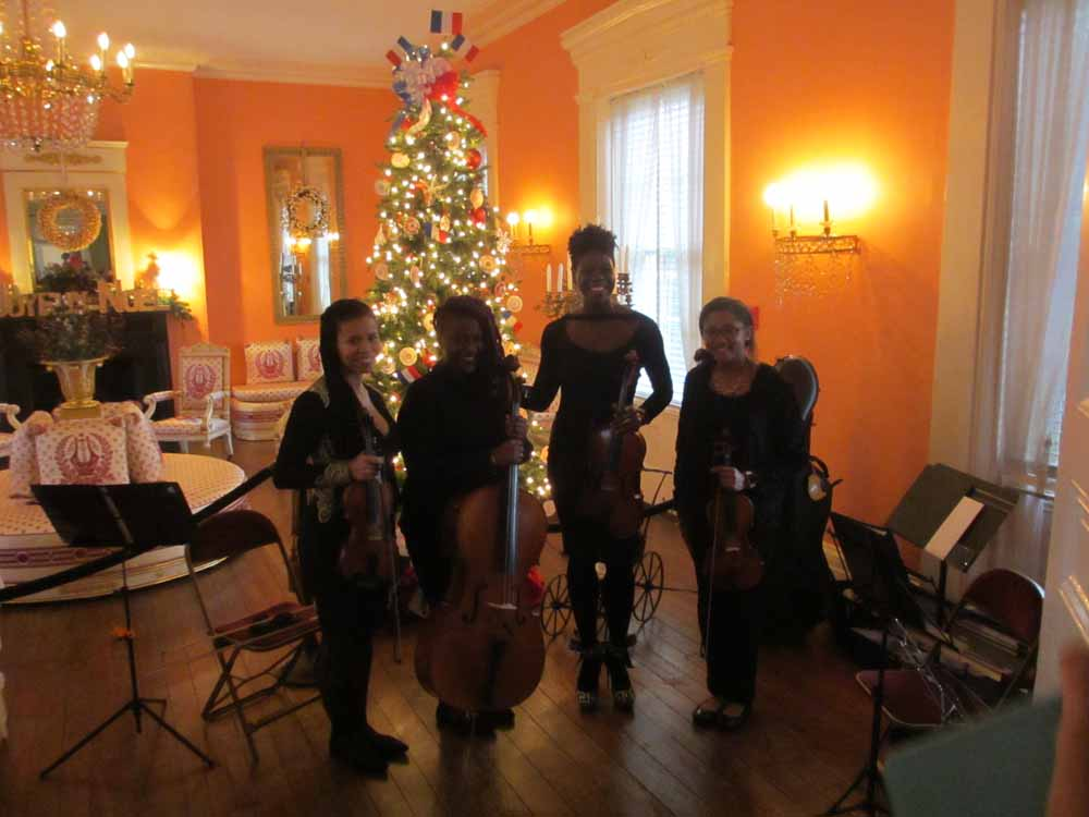 Black Pearl Chamber Orchestra at Strawberry Mansion