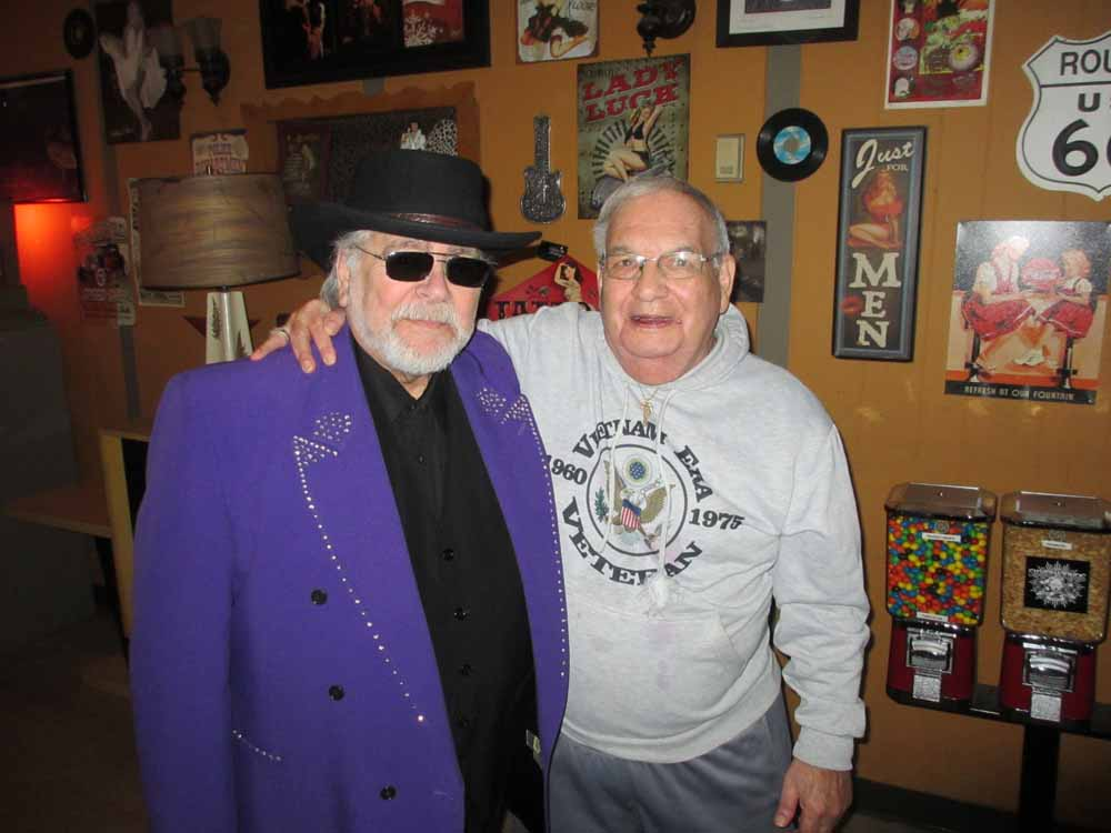 Larry Chance & Eddie Natale of the South Philly String Band Club